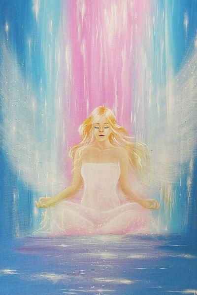 32f0b0747ead5ae3636954e7cf9331f9-angel-paintings-angel-art