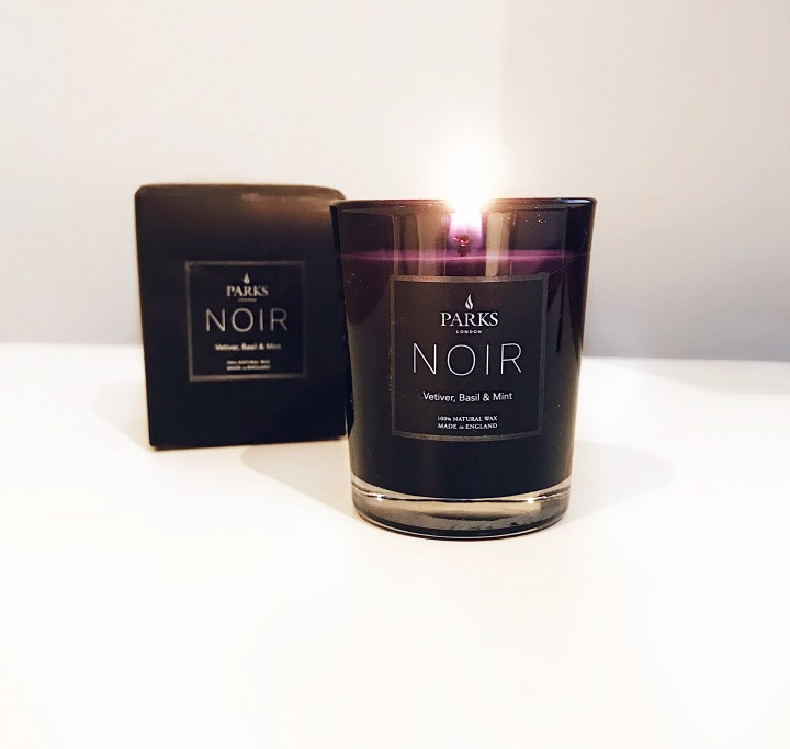 Parks London Noir Candle