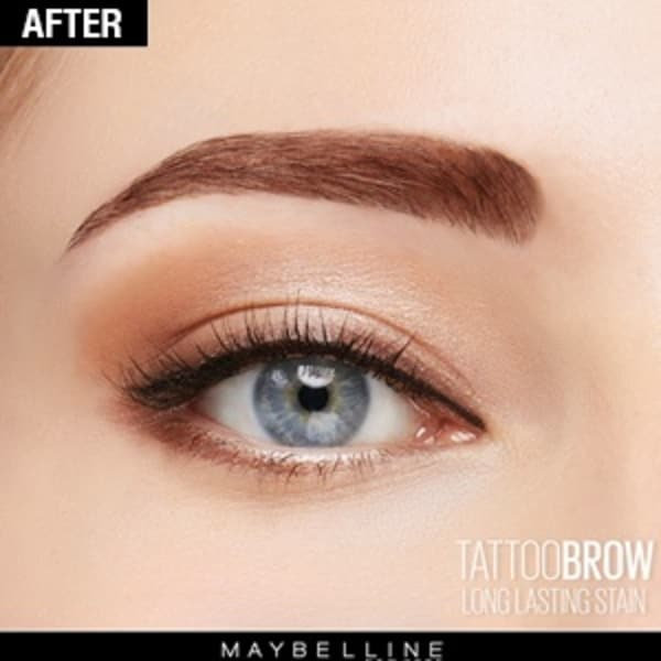 How to get full natural looking eyebrows for Tattoo eyebrow tint