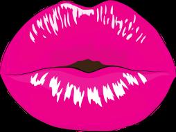 pout lips