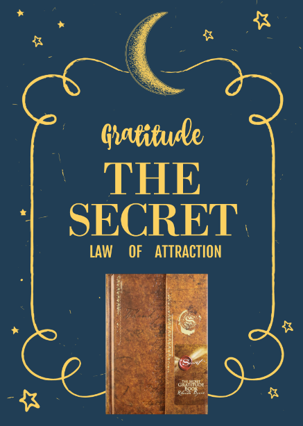The Secret | The Gratitude Book | LOA