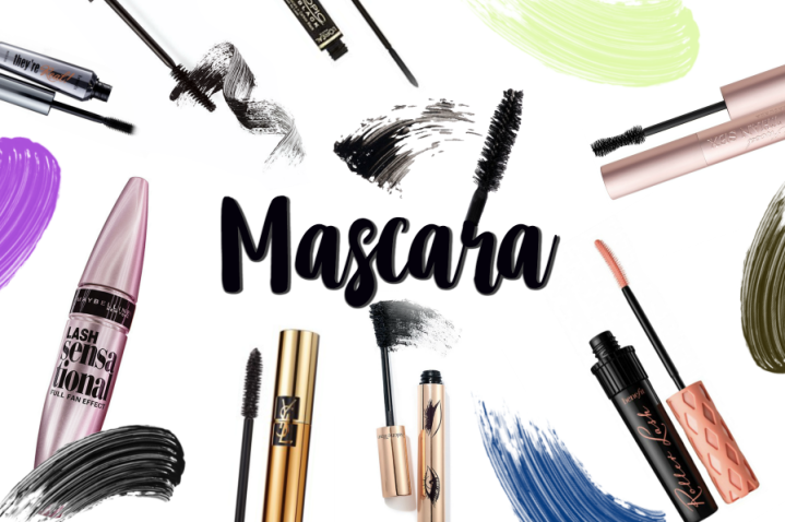 My Favourite Mascaras To Get Long Lashes